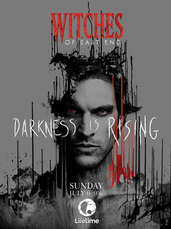 Le streghe dell'East End: character poster per Daniel DiTomasso