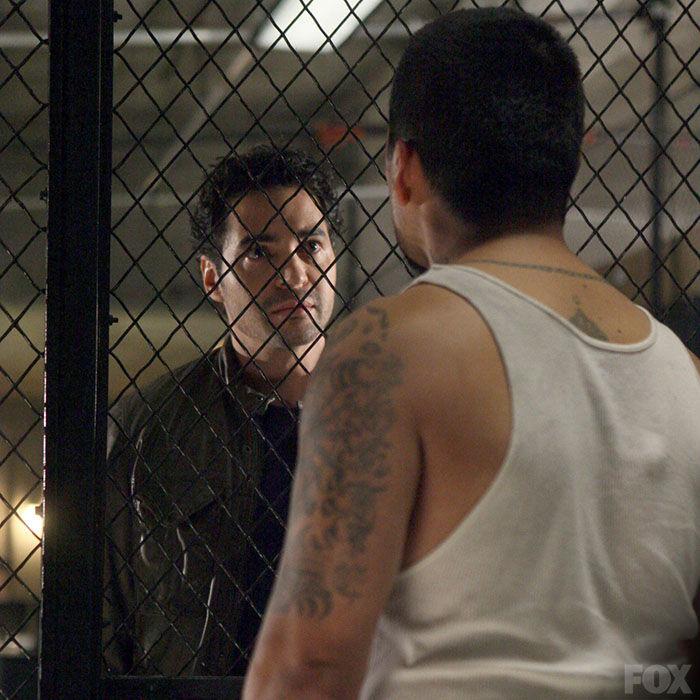 Gang Related: una scena del pilot con Ramon Rodriguez