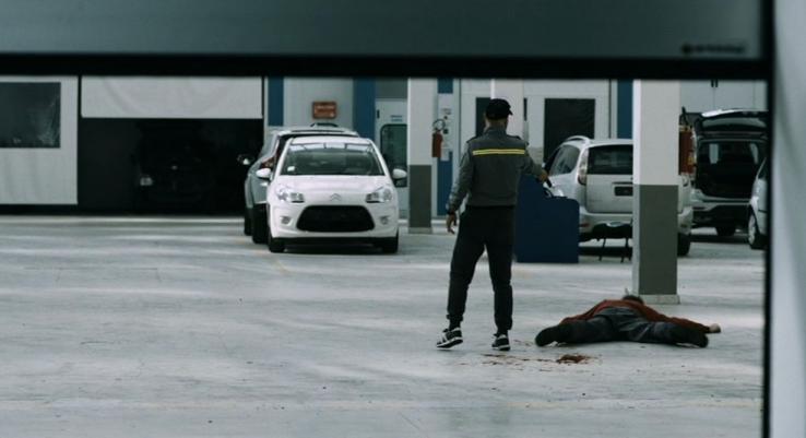 Gomorra - la serie - una scena della prima stagione