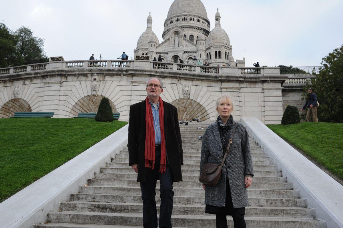 Le Week-end: Jim Broadbent e Lindsay Duncan al Sacro Cuore di Parigi