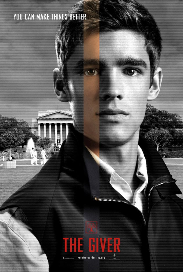The Giver: il character poster di Brenton Thwaites