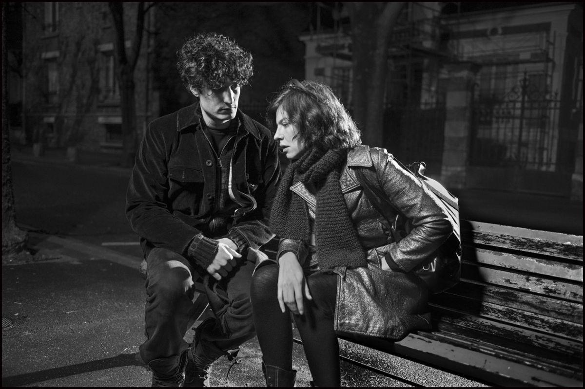 La gelosia: Louis Garrel e Anna Mouglalis discutono animatamente in una scena