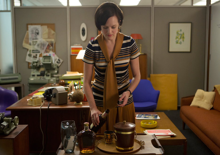 Mad Men: Elisabeth Moss nell'episodio The Monolith