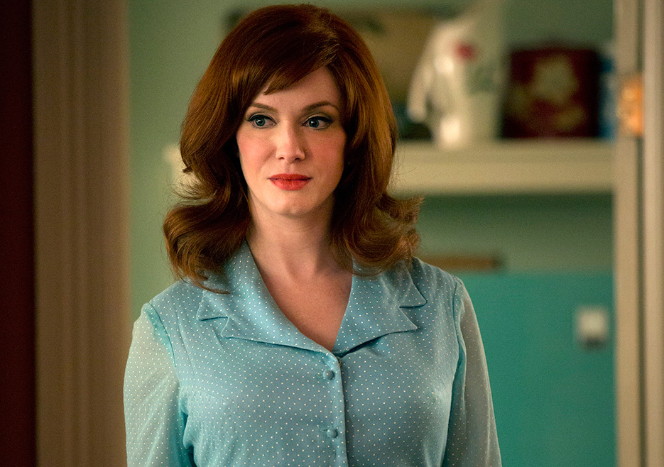 Mad Men: Christina Hendricks nell'episodio The Strategy