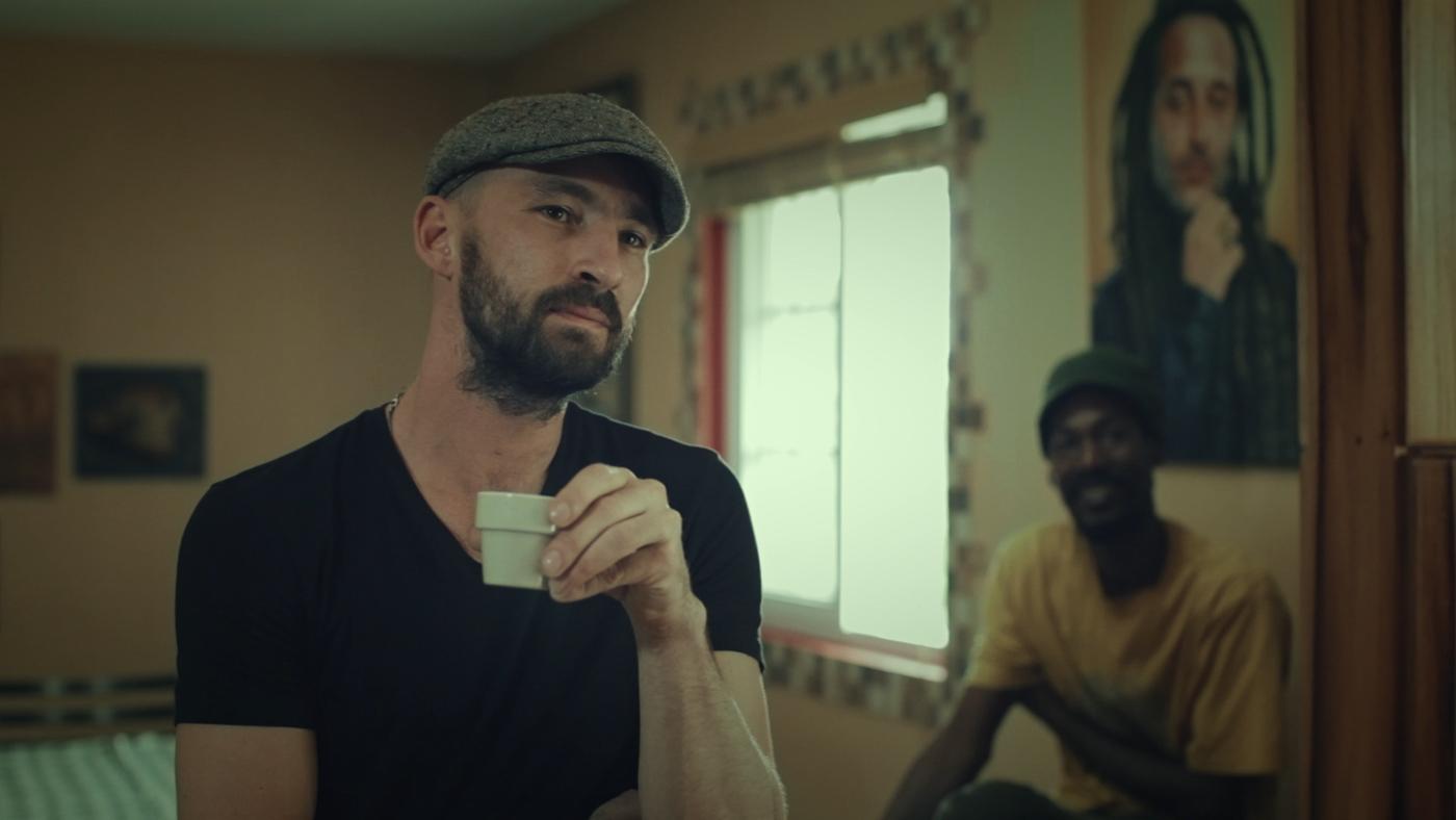 Journey to Jah - Viaggio nel Reggae: Gentleman in una scena del documentario musicale