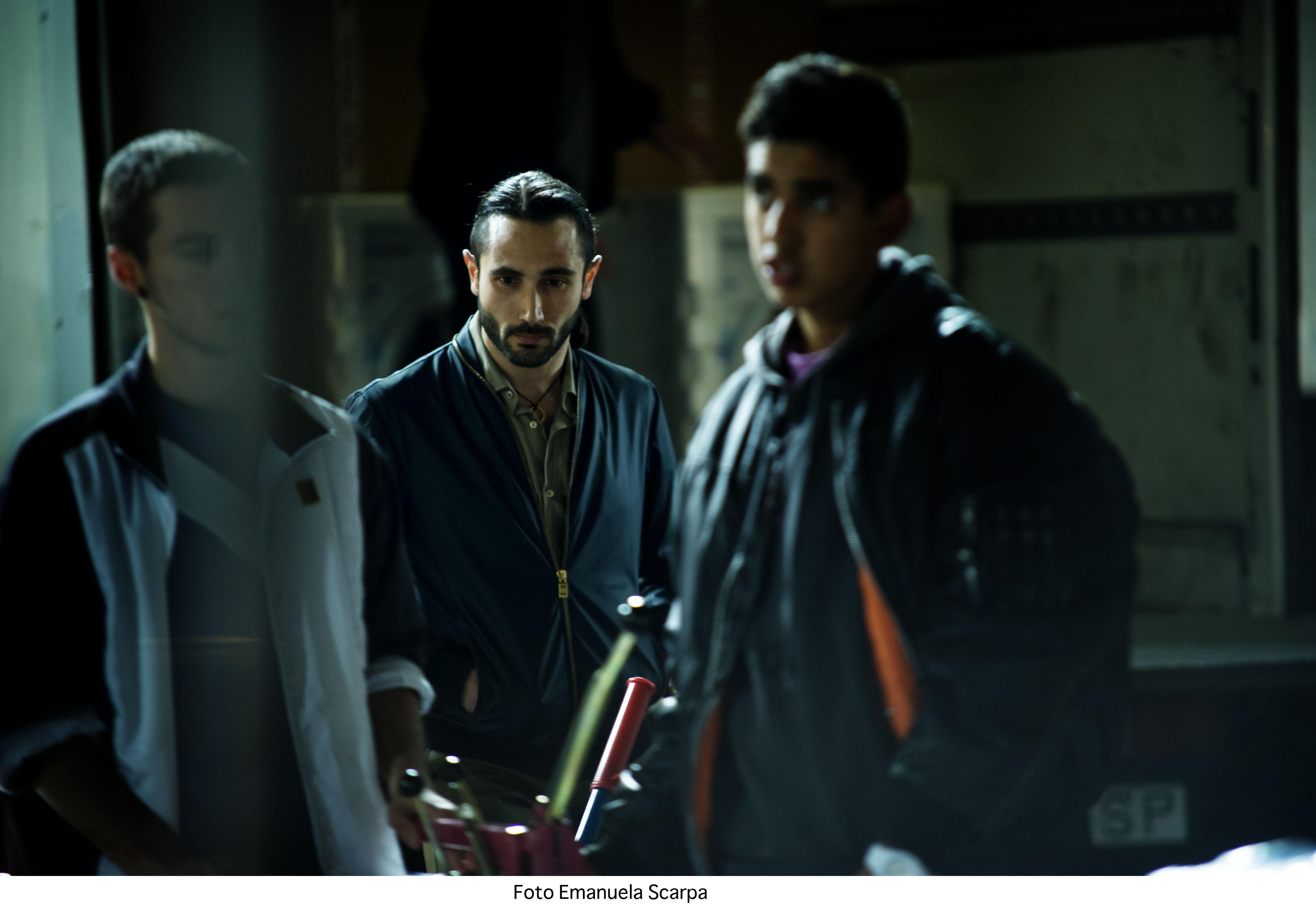 Marco Palvetti è il boss Salvatore Conte in Gomorra (prima stagione)