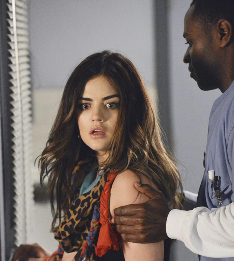 Pretty Little Liars: Lucy Hale nell'episodio EscApe from New York
