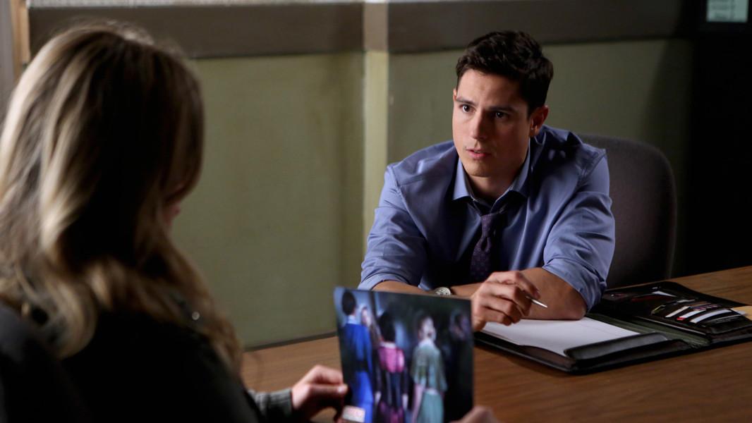 Pretty Little Liars: Sean Faris nell'episodio Whirly Girl