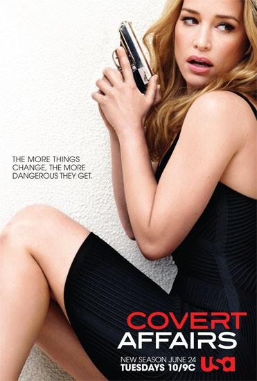 Cover Affairs: un'immagine promozionale per la quinta stagione