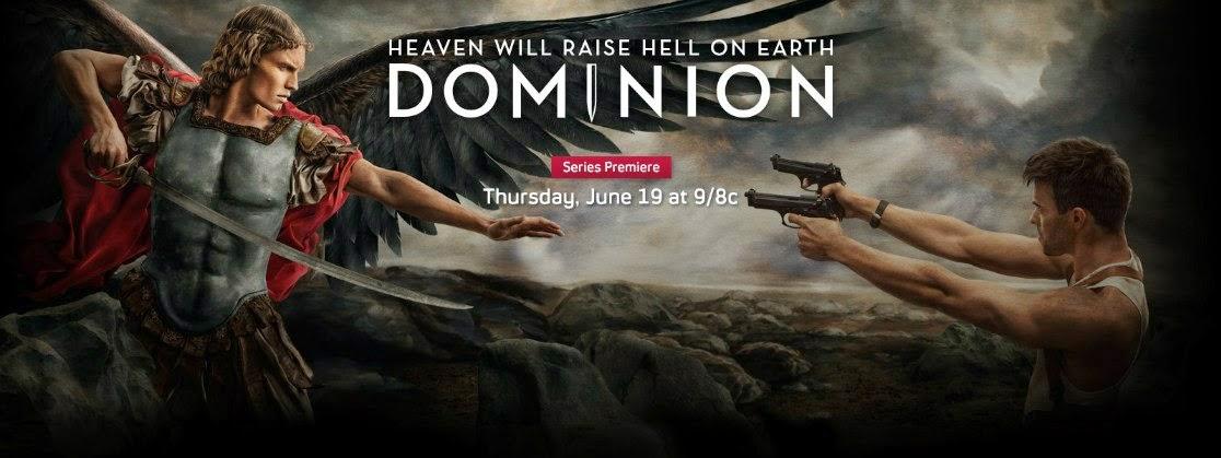 Dominion: un'immagine promozionale per la prima stagione della serie