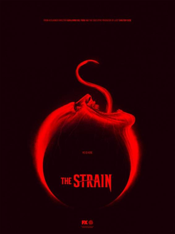 The Strain: una foto promozionale per la prima stagione