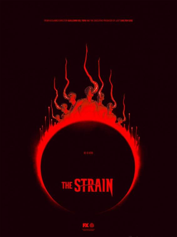 The Strain: una locandina per la prima stagione