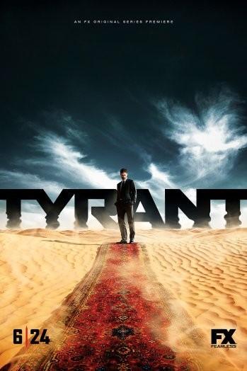 Tyrant: una locandina per la prima stagione