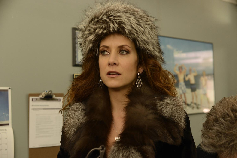 Fargo: Kate Walsh nell'episodio The Heap