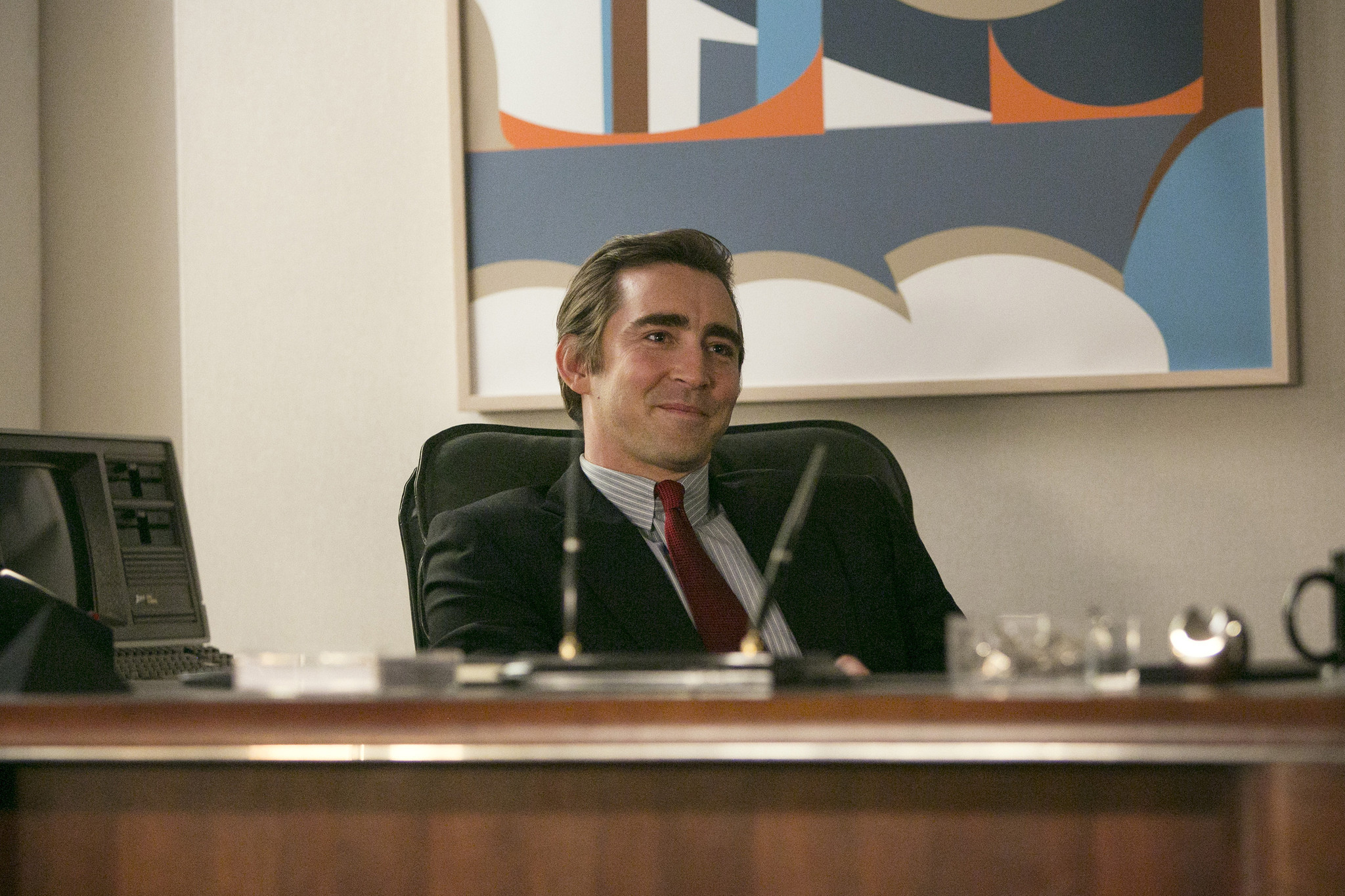 Halt and Catch Fire: Lee Pace nell'episodio FUD