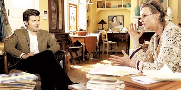 Adam Scott e Jane Lynch in A.C.O.D. - Adulti complessati originati da divorzio