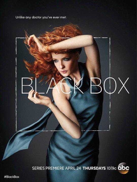 Black Box: un poster per la prima stagione della serie