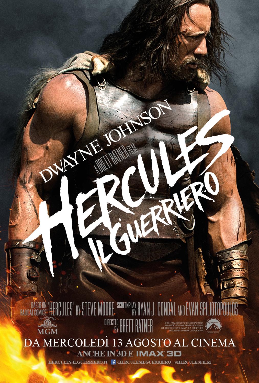 Locandina di Hercules - Il Guerriero