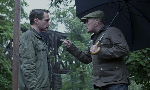 The Judge: Robert Downey Jr. e Robert Duvall si fronteggiano in una scena
