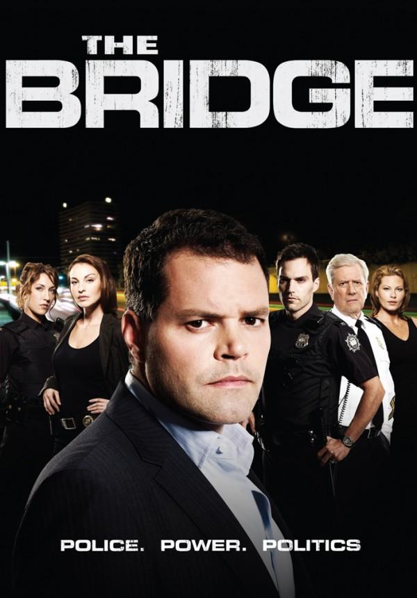 The Bridge: la locandina della serie