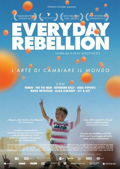 Locandina di Everyday Rebellion