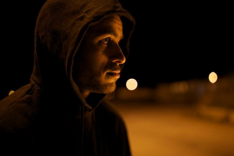 Carta bianca: il protagonista Mohamed Zouaoui in una scena nei panni di Kamal