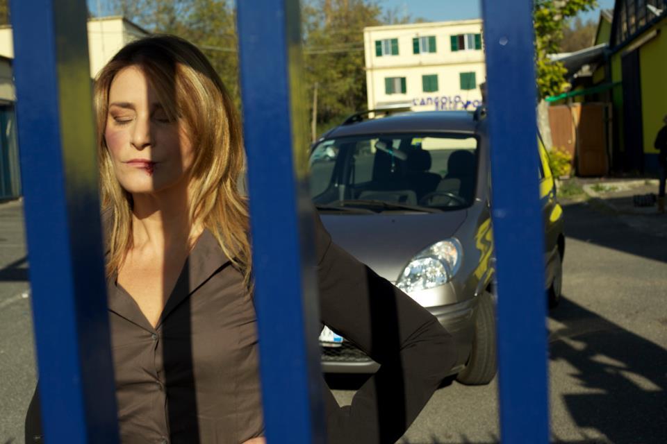 Carta bianca: Patrizia Bernardini in una scena del film