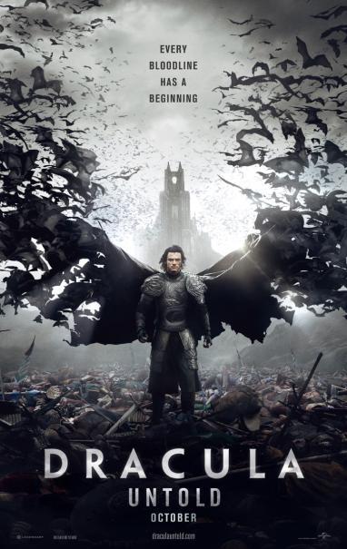 Dracula Untold: la nuova locandina americana