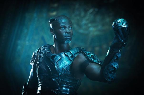 Guardiani della Galassia: Djimon Hounsou nei panni di Korath the Persuer