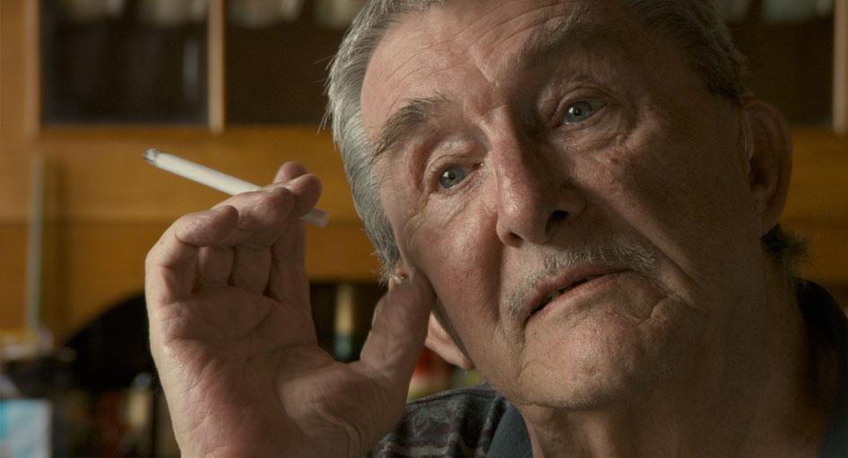 Stories We Tell: Michael Polley, padre della regista, in una scena del documentario