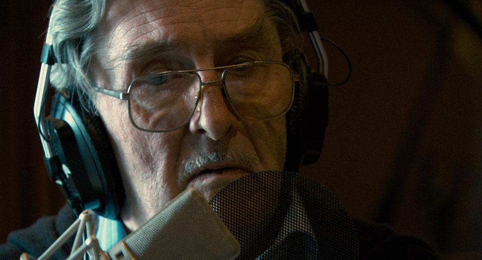 Stories We Tell: Michael Polley in una scena del documentario diretto da Sarah Polley
