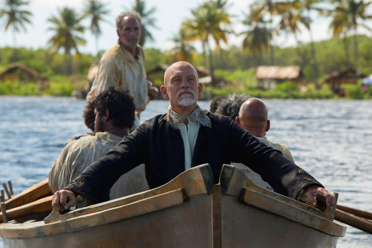 Crossbones: John Malkovich nell'episodio The Man Who Killed Blackbeard