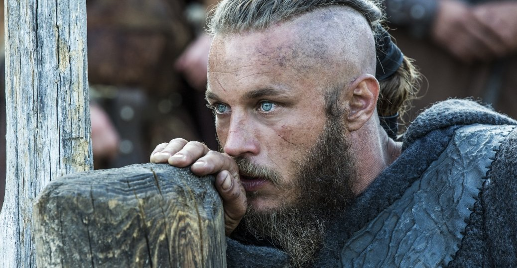 Vikings: Travis Fimmel nell'episodio Brother's War