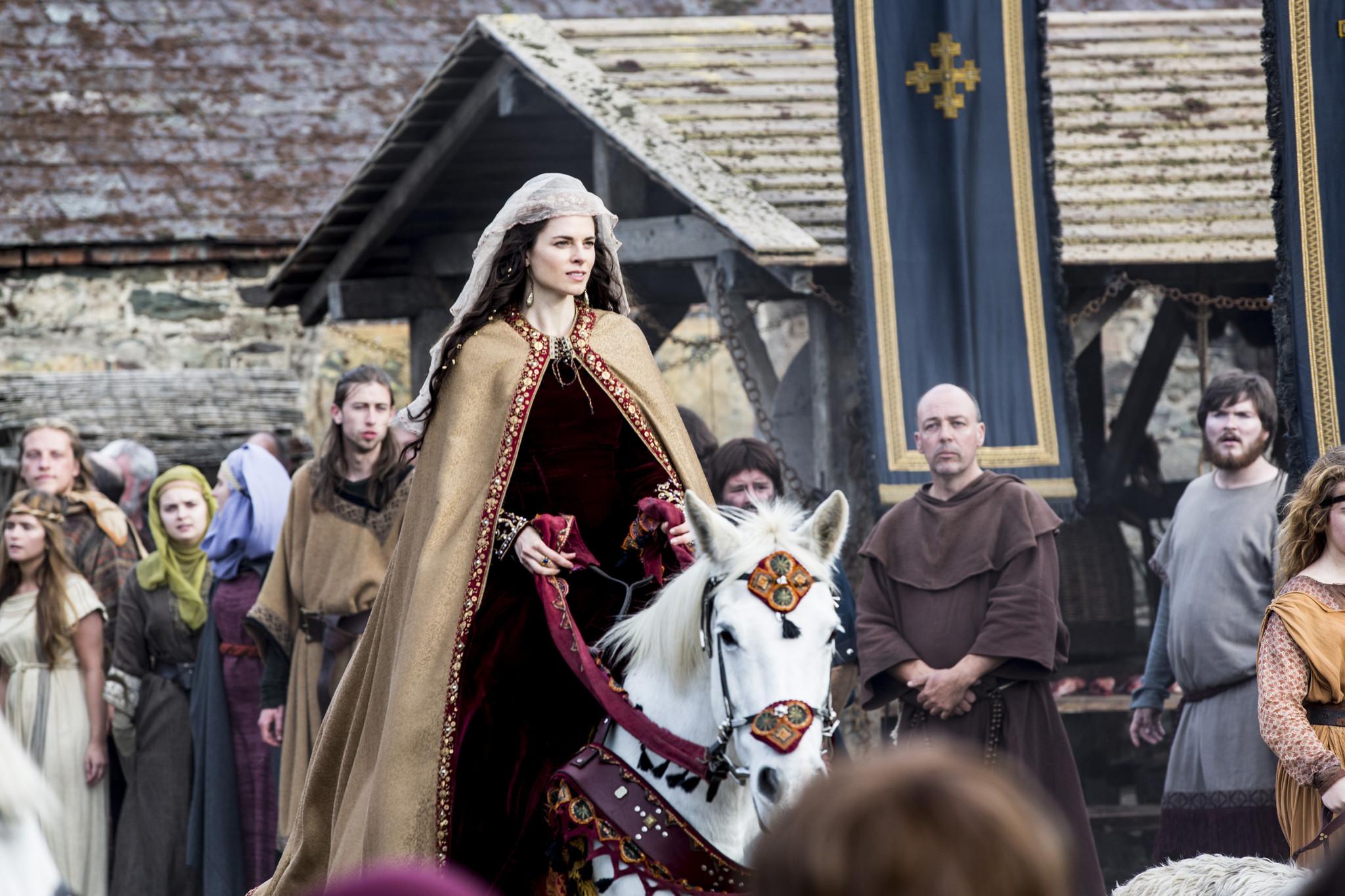 Vikings: una scena dell'episodio Boneless