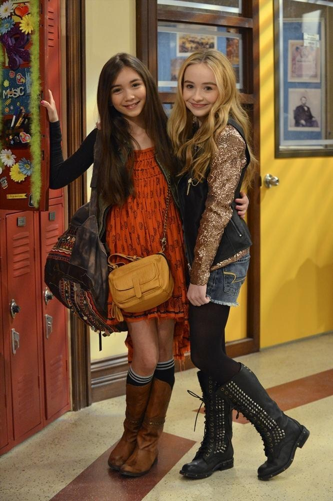 Girl Meets World: una scena del primo episodio della serie