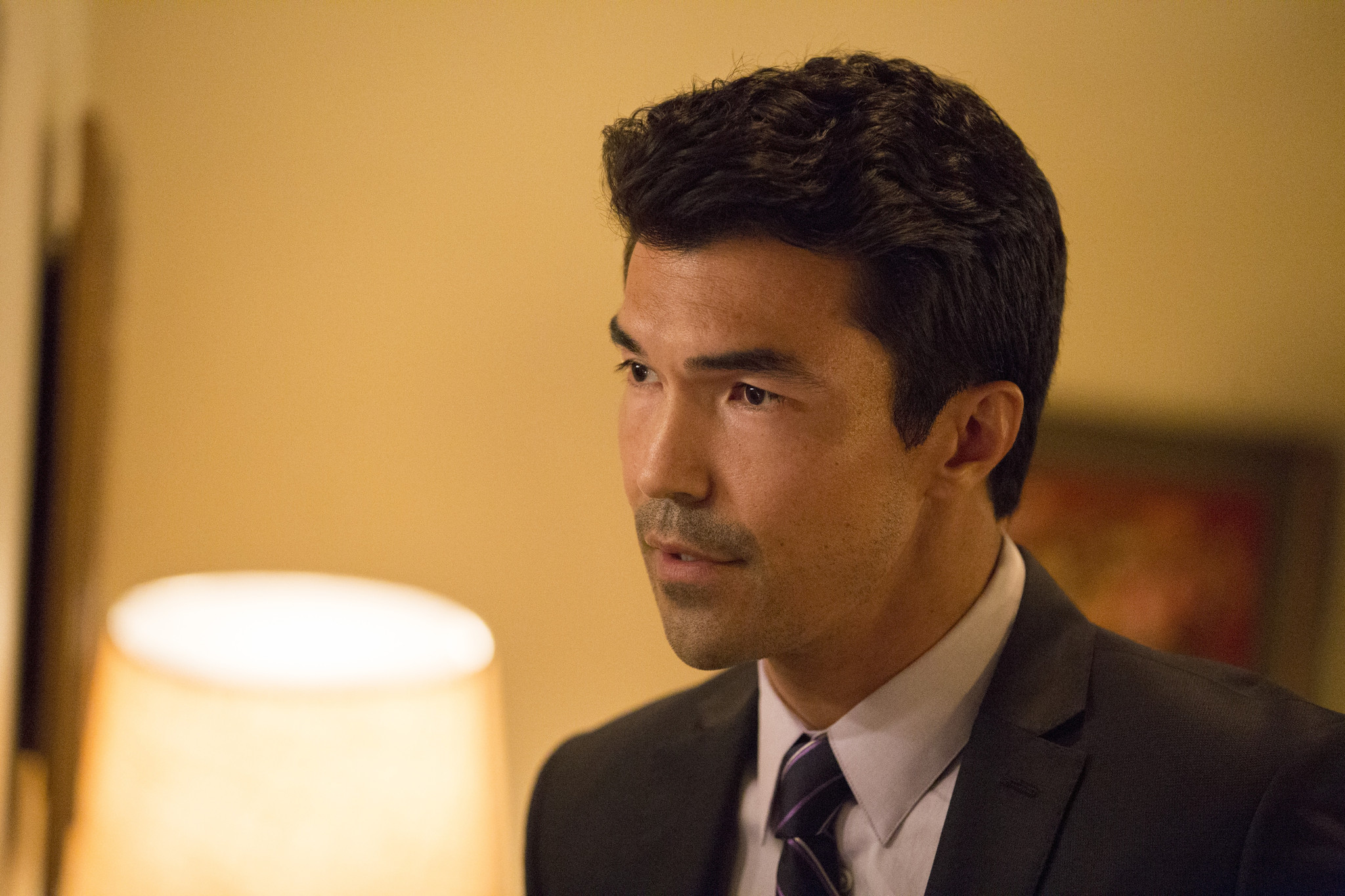 Murder in the First: Ian Anthony Dale nell'episodio The City of Sisterly Love
