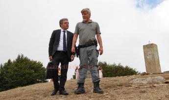 Pier Maria Cecchini e Franco Neri in Aspromonte