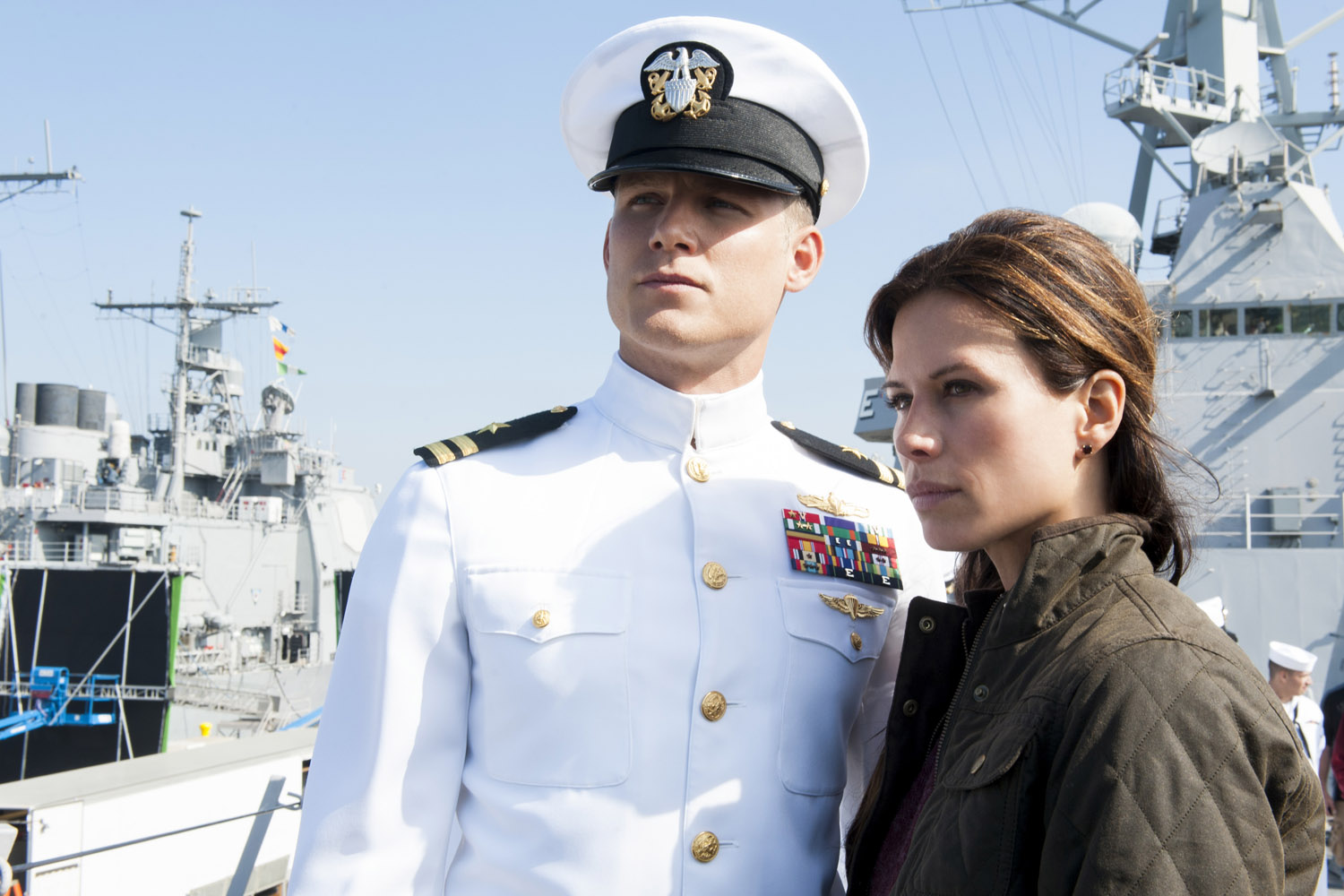 The Last Ship: Rhona Mitra nell'epiosdio Phase Six