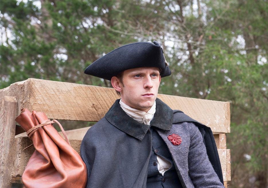 TURN: Jamie Bell nell'episodio Mr. Culpeper
