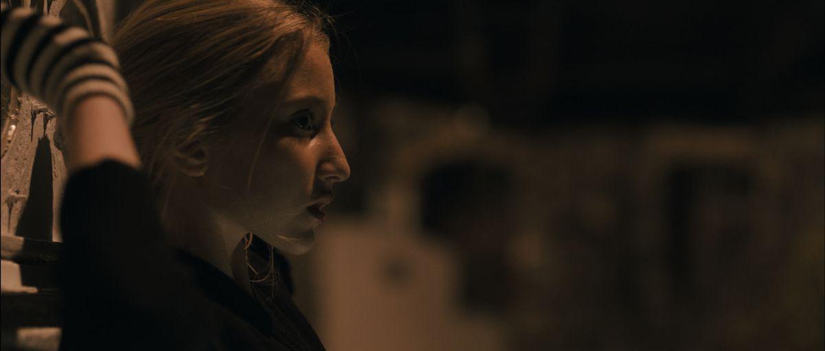 Il ragazzo invisibile: Noa Zatta in una scena del film