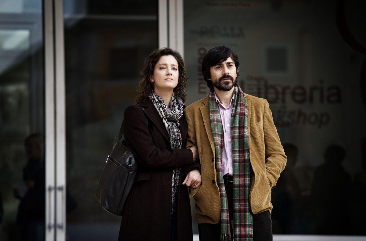 I nostri ragazzi: Giovanna Mezzogiorno con Luigi Lo Cascio in una scena del film
