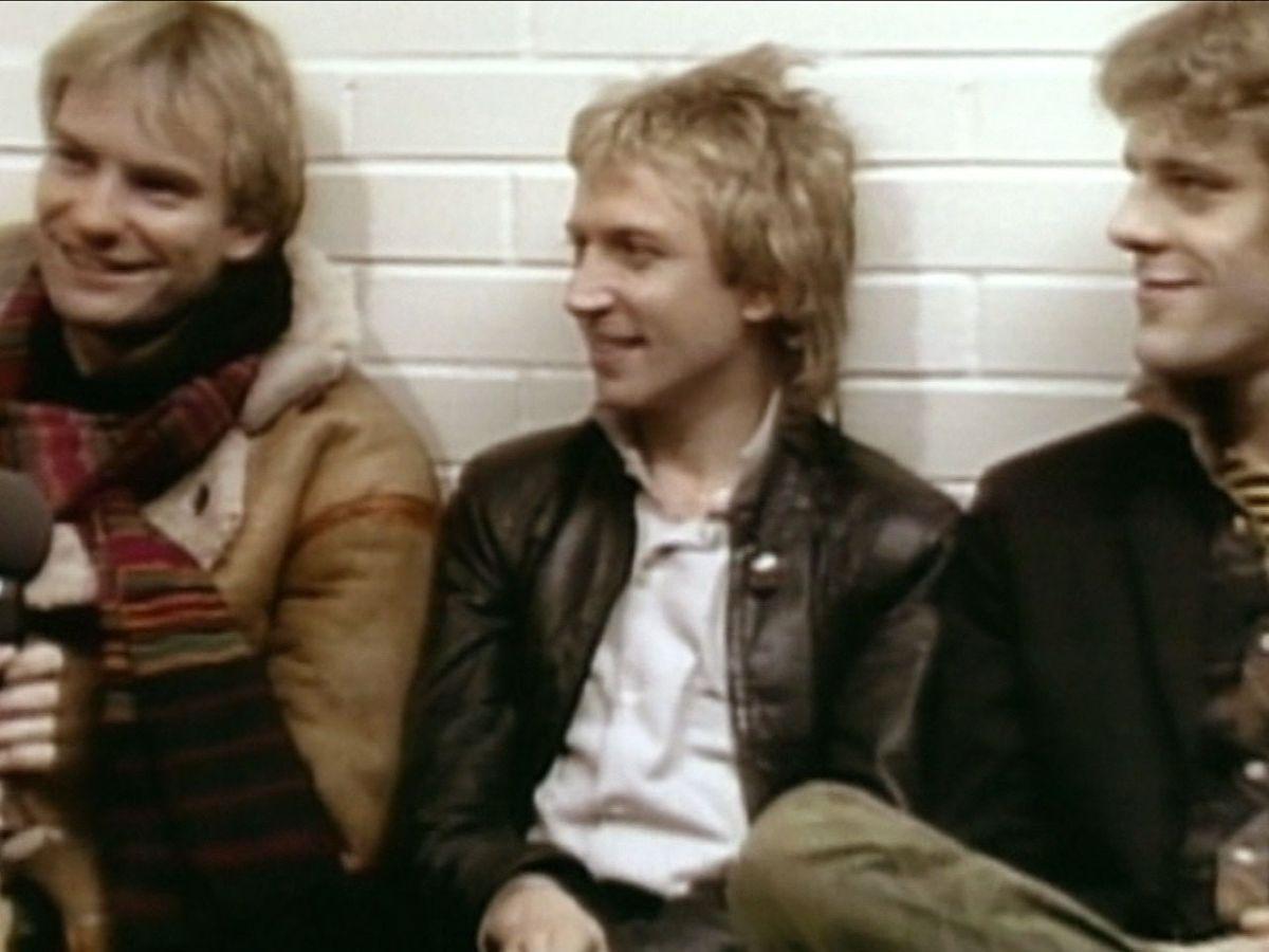 Can't Stand Losing You – The Police: una scena del documentario musicale incentrato sul racconto di Andy Summers