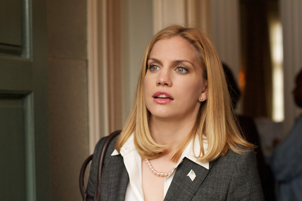 Veep: Anna Chlumsky nell'episodio Chung