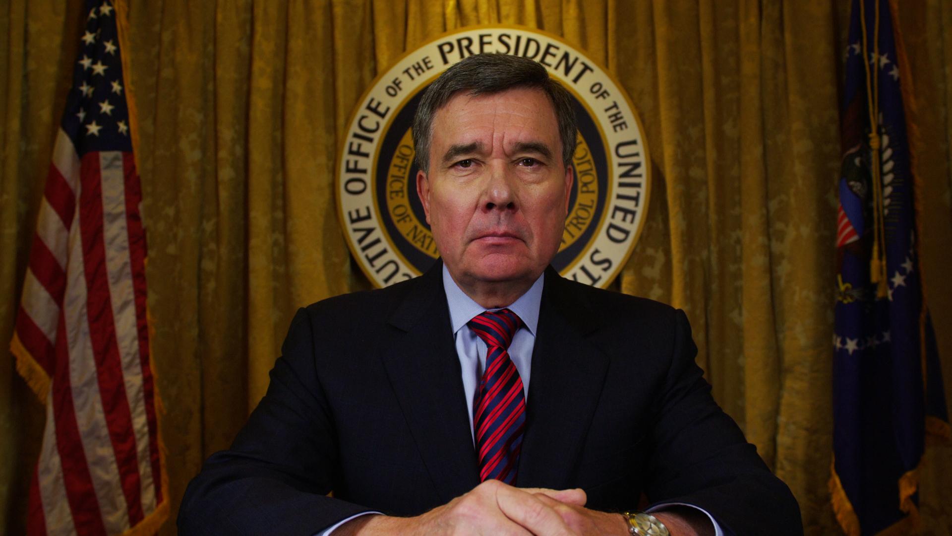 Come fare soldi vendendo droga: Gil Kerlikowske, direttore dell'Office of National Drug Control Policy, in una scena
