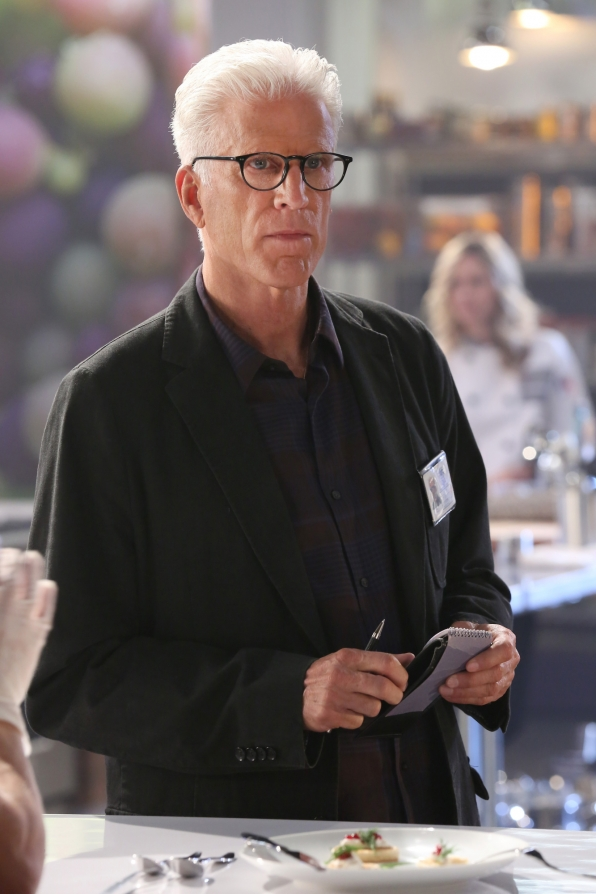 CSI: Ted Danson nell'episodio Last Supper