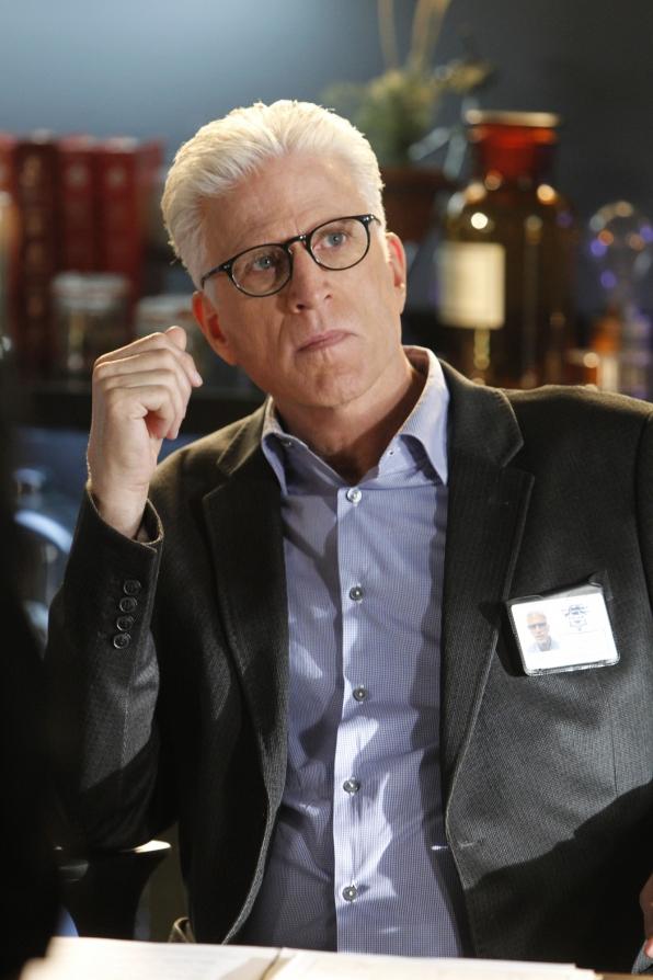 CSI: Ted Danson nell'episodio Helpless