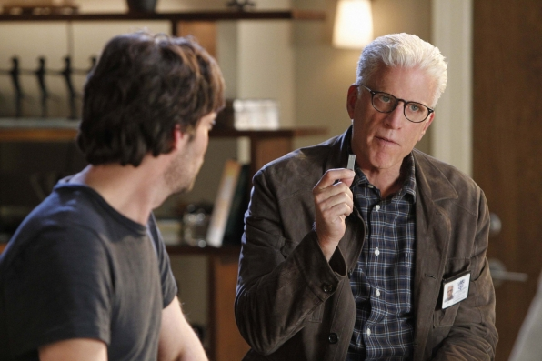 CSI: Ted Danson nell'episodio Boston Brakes