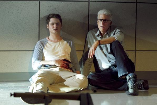 CSI: Ted Danson nell'episodio The Fallen