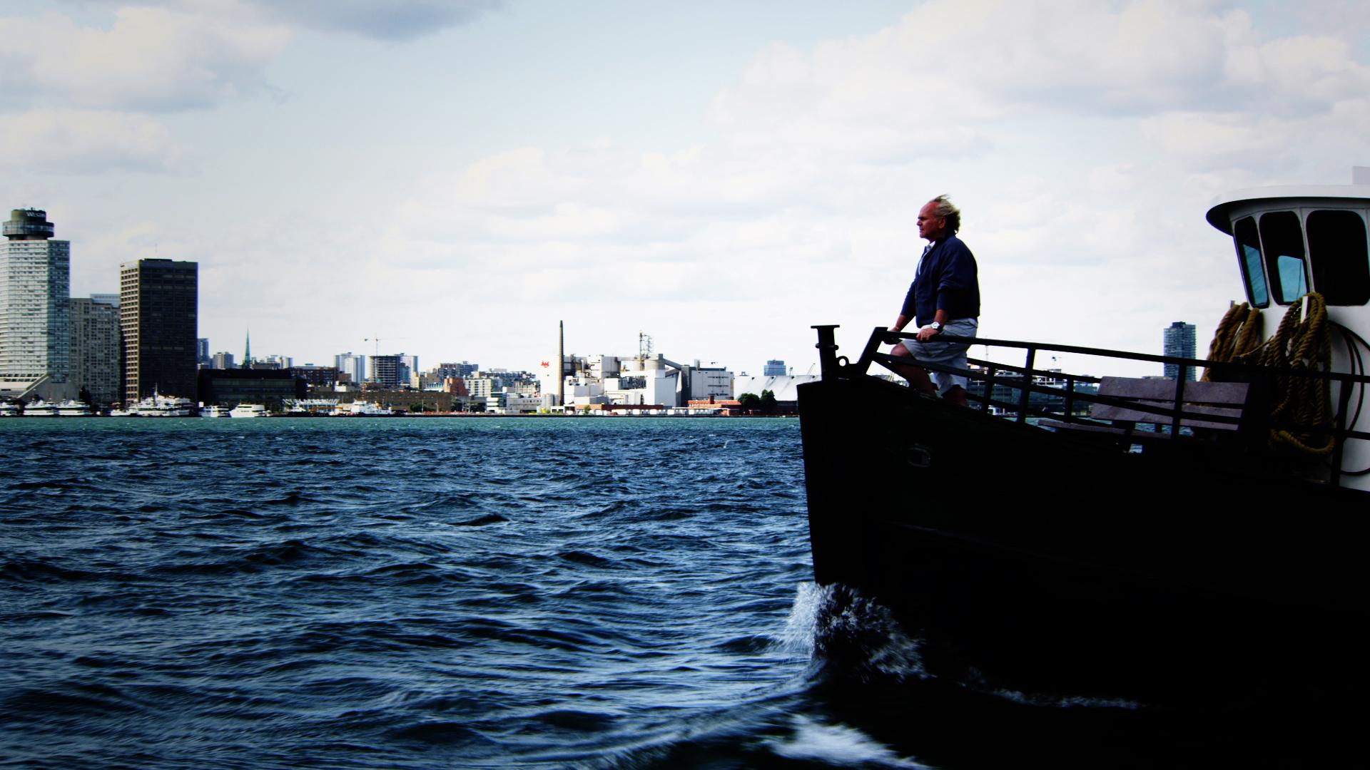 Come fare soldi vendendo droga: Brian O'Dea, ex-spacciatore dall'infanzia difficile, in una scena del documentario