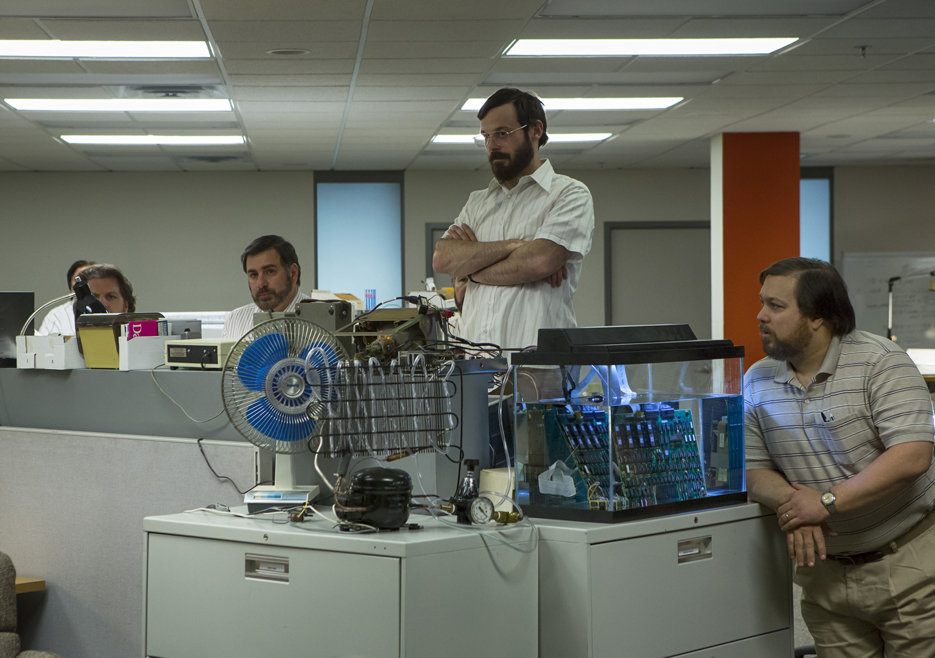 Halt and Catch Fire: Scoot McNairy nell'episodio Close to the Metal